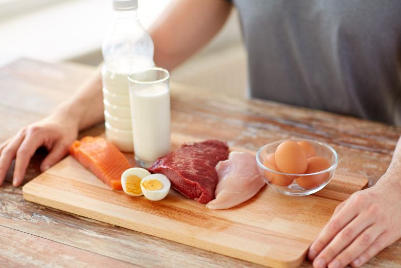 Protein Ağırlıklı Beslenme – Yüksek Proteinli Lezzetler